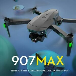 SG907 MAX 3-axis Gimbal 5G WIFI RC Drone Quadcopter 4K Camera GPS