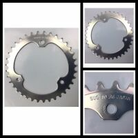 NEW! NOS VINTAGE SUGINO 36T CHAINRING 3 BOLT 90MM BCD  L'EROICA