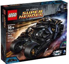 LEGO COLECCIONISTAS SUPER HEROES UCS 76023 EL VASO DE NUEVO DISPONIBLE