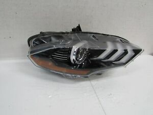 2018 2019 2020 2021 FORD MUSTANG FACTORY OEM RIGHT PASSENGER LED HEADLIGHT R1