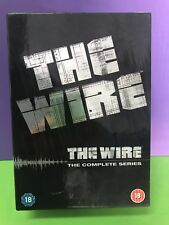 THE WIRE- PACK SERIES COMPLETA 24 DVD COMO NUEVOS
