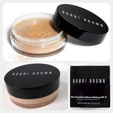 BOBBI BROWN Skin Foundation Mineral Powder Makeup loser Puder TOP