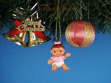 CHRISTBAUMSCHMUCK DORA THE EXPLORER Baby Girl Ornament Home Tree Deko K364