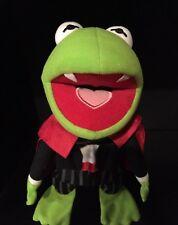 Kermit the Frog Prototype The Only Animatronic Moving & Dancing Vampire Kermit