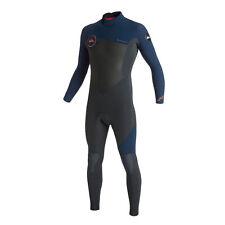 QUIKSILVER Men's 4.3 SYNCRO Back-Zip Wetsuit - XSSB - XLS - NWT