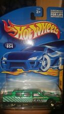 HOT WHEELS 2000 Turbo Taxi Series LIMOZEEN Collector No 054 #2 of 4 cars