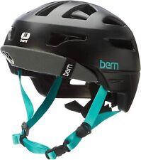 Bern PARKER Mountain Bike MTB Cycle Bike Helmet Satin black  S | M | L