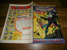 Marvel + Stan Lee presents -- the AMAZING SPIDER-MAN # 102 / 1971