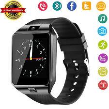 Touchscreen Sport Smart Wrist Watch Bluetooth Fitness Tracker for Men Women Boys