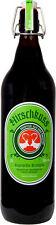 1000  Milliliter (ml)  Hirschkuss 38% 1,0l Schnackelverschlussflasche