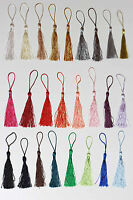 Mini Key Tassels Craft Bridal Available  24 Different Colour