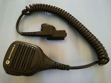 New listing Motorola Lapel Mic Speaker Pmmn4038A Xts Mts Ht Mt Radios Xts3000 Xts5000 1500