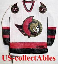 NHL Ottawa Senators Jersey I.D. Money Pouch Rare Novelty Souvenir Collectible