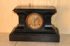 Antique Ingraham 8 Day Mantle Clock ~Late 1800's~ *Rustic*
