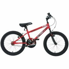 """Apollo Outrage Kids Boys Bike Bicycle 18"""" Inch Wheels Steel Frame in Red"""
