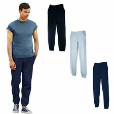 Herren Jogginghose Fruit of the Loom Sporthose Fitnesshose Männer Hose S - XXL