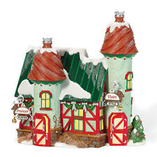 Dept 56 - North Pole - The Reindeer Stables, Prancer &  Vixen