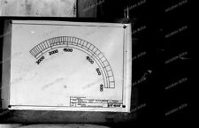 Negativ-Technische-Zeichnung-Skala-Zungen-Schwingungsmesser-1930er-Jahre-7