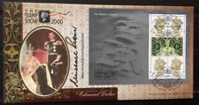 Benham 23.5.2000 Her Majesty's Stamps M/S FDC Signed Major General MICHAEL REGAN