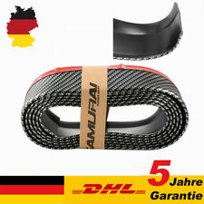 2,5mx5cm Front Spoiler Lippe Seiten Schweller universal flexibel Carbon viele