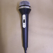RadioShack Unidirectional Dynamic Microphone 33-3019 w 2.4mm 2.5mm plug