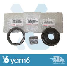 Genuine TOYOTA 5TH Gear Kit Réparation 3PC Pour RAV4 2.0 33336-42030 39 dents