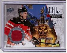 SAMUEL MORIN /16 Upper Deck Team Canada Juniors Local Legends Jersey Rookie #SM