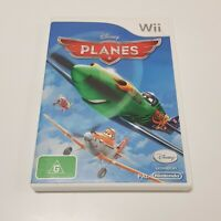 DISNEY PLANES (Nintendo Wii) PAL Video Game - Complete