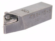 USED CARBOLOY CARBIDE INSERT TURNING TOOL TBR 10-3 (TNMG 322)