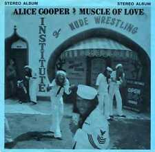 "ALICE COOPER ""MUSCLE OF LOVE EP"" ORIG US 1974 EX/M-"