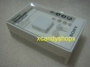 SONY SBH24 Stereo Bluetooth Headset (White) NFC USB-C