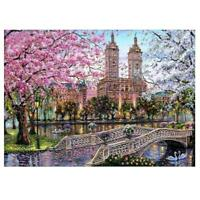 Tower Bridge Full Drill DIY 5D Diamond Embroidery Painting Cross Stitch Decor