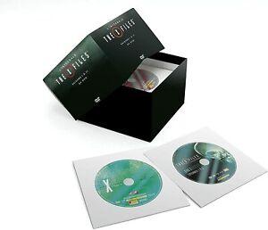 Coffret DVD Neuf / The X-Files - L'intégrale des 11 Saisons [Édition Cube Box]