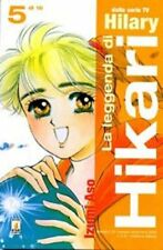 manga STAR COMICS LA LEGGENDA DI HIKARI numero 5