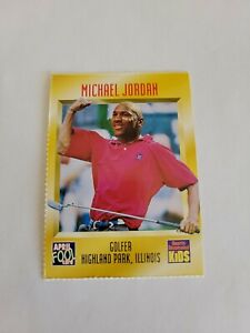 1997 Sports Illustrated for Kids April Fools Michael Jordan Tiger Woods #571