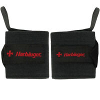 Harbinger Pro Thumb Loop Weight Lifting Wrist Wraps