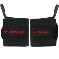 Harbinger Pro Thumb Loop Weight Lifting Wrist Wraps