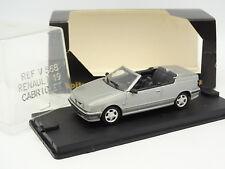Verem CEC Résine 1/43 - Renault 19 16S Cabriolet Grise