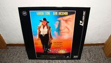 Laser Disc LD SCHNELLER ALS DER TOD - NEU; ohne Folie SHARON STONE Laserdisc