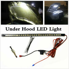 Car SUV 36cm Under Hood Lighting Lamp Trunk LED Lights Bar With Automatic Switch