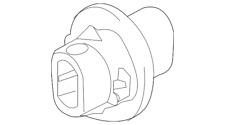 Genuine Honda Socket (T20 W) 33302-S5A-A01