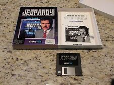 1993 JEOPARDY Game by Gametek for IBM PC & 100% compatibles