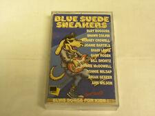 Blue Suede Sneakers,Elvis Songs For Kids! (Lightyear cassette like new)