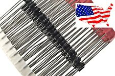' 1N4001 (10 pcs) 1A 50V Rectifier Diode - from USA
