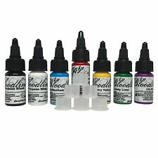 Skin Candy Bloodline Tattoo Ink Set Best   Selling Colors   2oz + Free 20 Sta...
