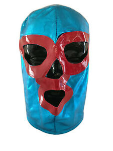 Mexican Nacho Libre Lucha Libre Wrestling Mask - Adult Size - Mascara Luchador