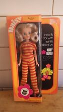 "NRFB 1970'S VINTAGE DAISY DOLL MARY QUANT BEES KNEES 65004  ""OLD SHOP STOCK"""