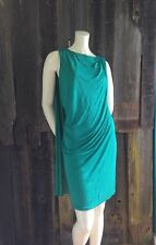 Versace Versus Aqua Sleeveless Women's Dress Size 44