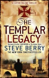 The Templar Legacy: Book 1 (Cotton Malone)-Steve Berry, 9780340899250