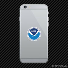 National Oceanic and Atmospheric Administration Cell Phone Sticker Mobile noaa